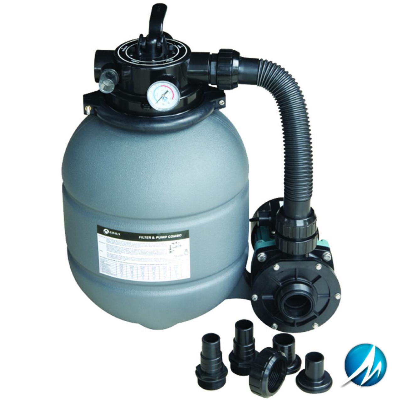 Фильтрационная установка Emaux FSP300-ST33 (4 м3/ч, D300)