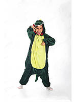 Детская пижама Кигуруми Дракон 110-140 рост (полномерка)