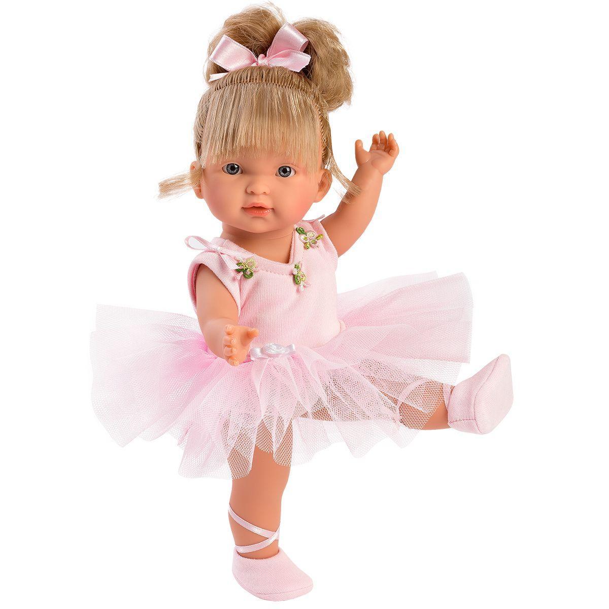 Шарнирная кукла , 28см, Балерина Валерия Llorens 28030