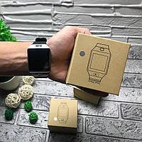 Умные часы Smart Watch DZ09, смарт вотч, часы телефон, сим карта, карта памяти, SIM