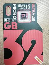 Карта Памяти Moxom micro SD 32GB (10cl) DK032