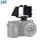 Дзеркало - монітор, екран JJC FSM-V1 для фото селфи зйомки, ведення блогів для камер і фотоапаратів, фото 2