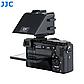 Дзеркало - монітор, екран JJC FSM-V1 для фото селфи зйомки, ведення блогів для камер і фотоапаратів, фото 3