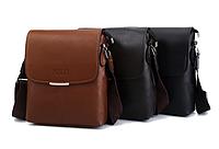 Мужская сумка Polo Kingdom, через плечо, мессенджер, почтовая, 3 цвета на выбор