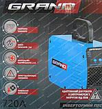 Пуско зарядное устройство Grand ИПЗУ-720А (12/24 V), фото 2