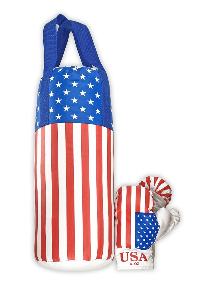 Боксерский набор USA (большой) Danko Toys L-USA