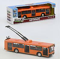Дитячий тролейбус, фото 1