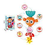 """Водопад Крабик """"Happy Fun Roating Toy"""" на присоске, в коробке YS 670, фото 2"""