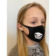 Детские защитные маски с клапаном. Многоразовые респираторы для детей.