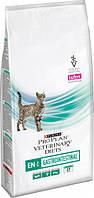 Сухой корм Pro Plan Veterinary Diets EN Gastrointestinal для кошек с пробл ЖКТ, 1,5 кг