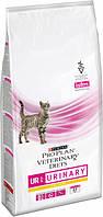 Сухой корм Pro Plan Veterinary Diets UR Urinary для кошек с пробл мочепол. системы, 1,5 кг
