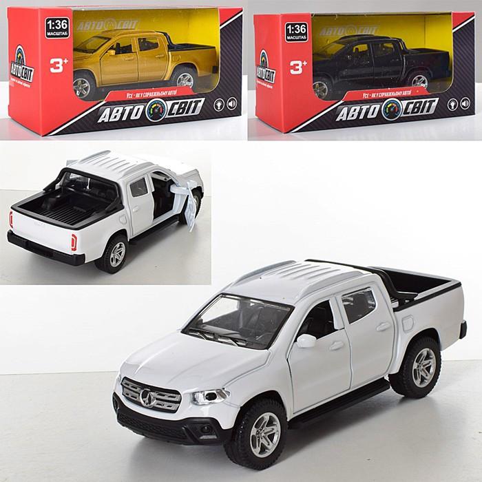 Машина метал. MB X-Class