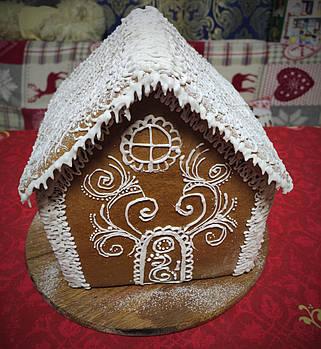 Пряничный домик подарочный набор