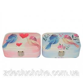 Скринька для ювелірних прикрас Birds маленький. SKL11-208511