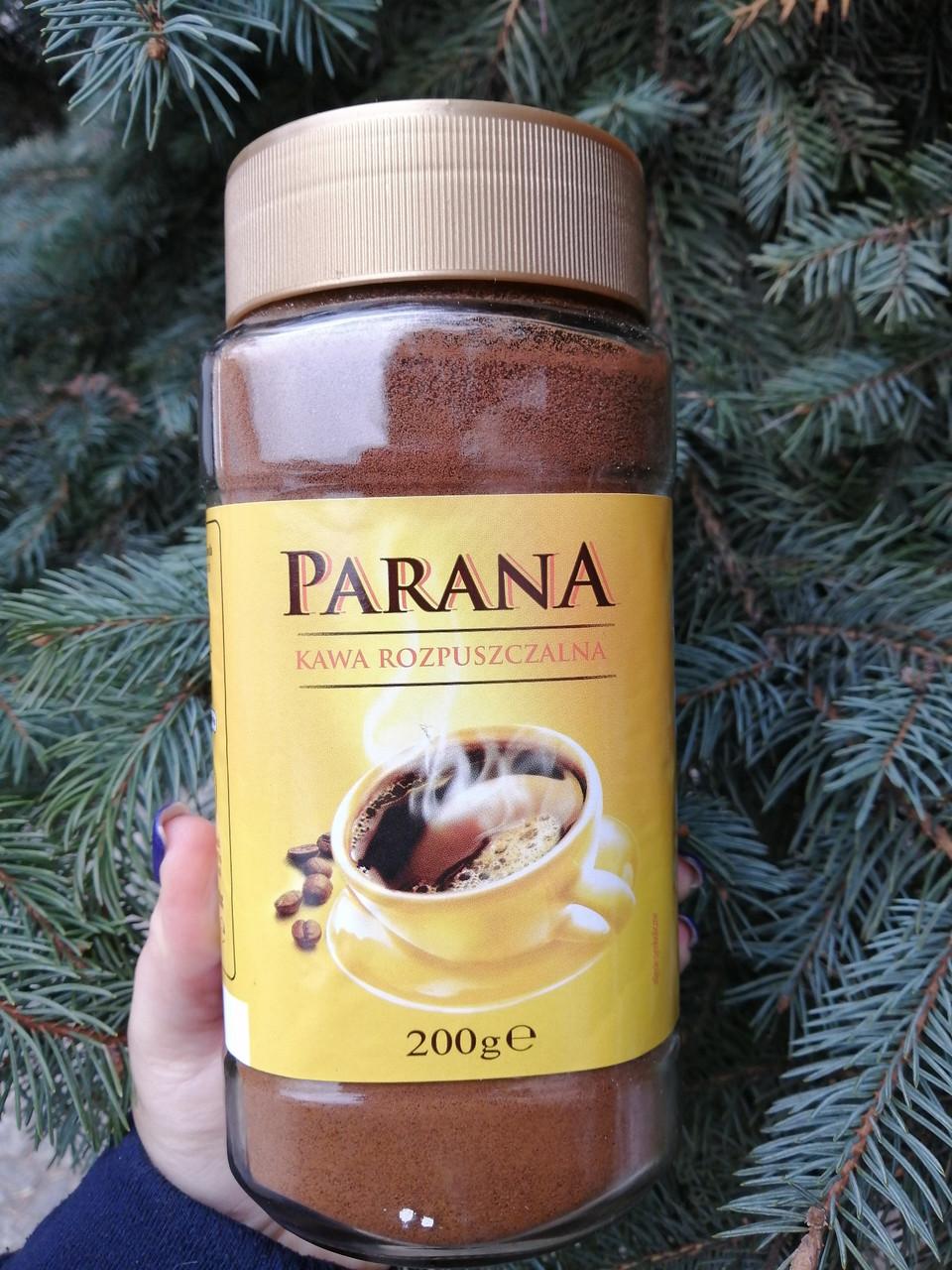 Parana кофе растворимый