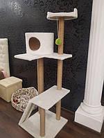 Игровой комплекс домик дряпка для кошек, фото 1