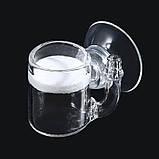 Диффузор стеклянный Co2Pro для распыления СО2, S, фото 3