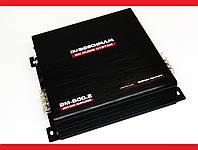 Boschman BM Audio BM-600.2 Усилитель 2 канальный 4000W, фото 1