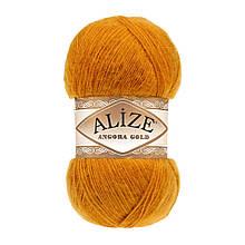 ANGORA GOLD 234 рыжий - 20% шерсть, 80% акрил