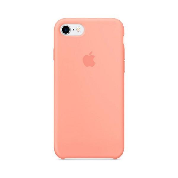 Накладка для iPhone 7/iPhone 8 Silicone Case Flamingo