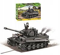 Конструктор Танк Panzerkampfwagen VI Tiger Ausf.E COBI-2538