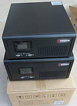 Инвертор ИБП Q-Power QPSM-600 12В 600Вт ЗУ-30А горизонтальный, фото 2