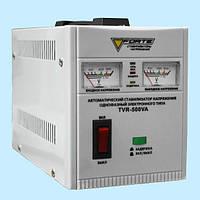 Стабилизатор напряжения релейный FORTE TVR-500VA (0.5 кВт)