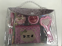 Косметика детская в сумочке «Пандочка» фирмы Claire s