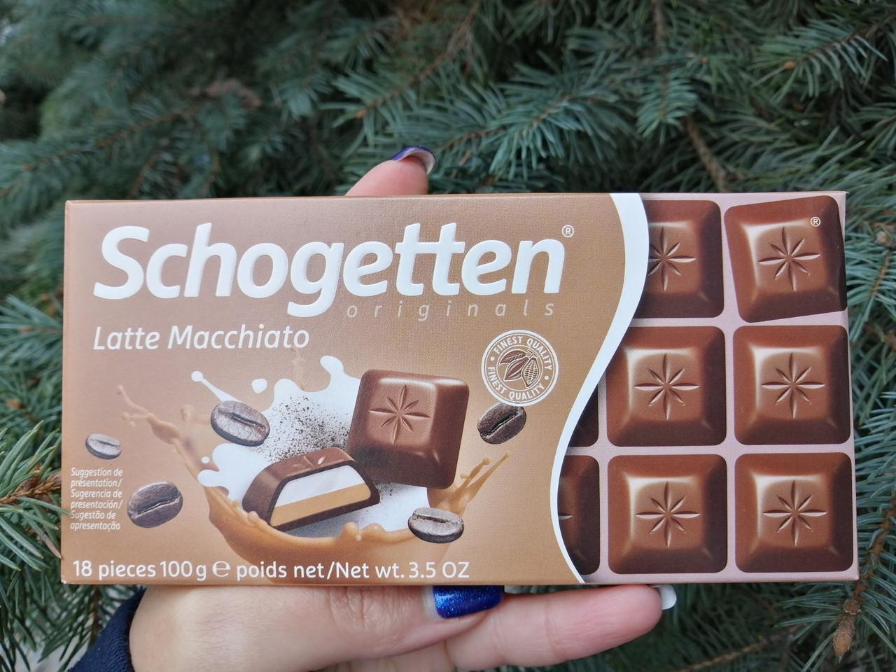 Schogetten Latte Macchisto