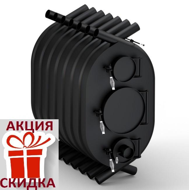 Отопительная печь ПРОМ Новаслав на 2000м3 на дровах. Булерьян на 2000м3.
