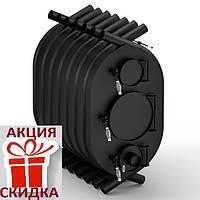 Отопительная печь ПРОМ Новаслав на 2000м3 на дровах. Булерьян на 2000м3., фото 1