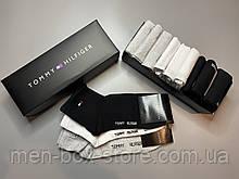 Мужские носки  9 пар Tommy Hilfiger в фирменной коробке! носки мужские носки средние носки турция носки хлопок