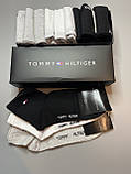 Мужские носки  9 пар Tommy Hilfiger в фирменной коробке! носки мужские носки средние носки турция носки хлопок, фото 2