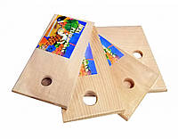 Доска разделочная деревянная 14 см Zitta Z-0526