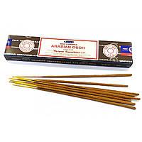 Arabian Oudh (Satya) Индия - масала пыльцовое благовоние (12 шт /уп) (15 гр.)