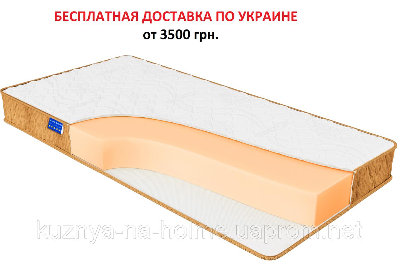 МАТРАС RELAX PLUS, беспружинный, наполнитель Orto foam, 16 см, 100 кг на 1 спальное место