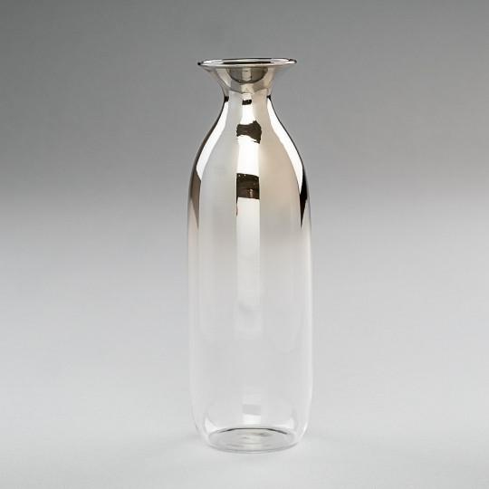 """Стеклянная ваза """"Дыхание"""" 20 см"""