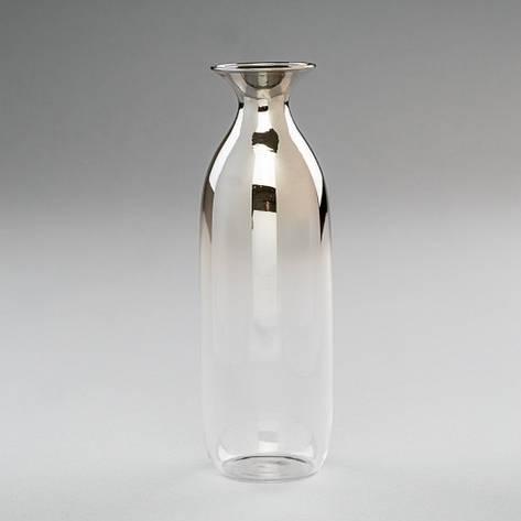 """Стеклянная ваза """"Дыхание"""" 20 см, фото 2"""