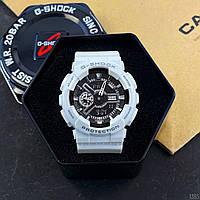 Спортивные Часы Casio G-Shock GA-110 White-Black