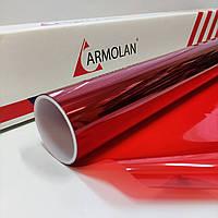 Витражная плёнка AR Red 40 Armolan ширина рулона 1,524м (кв.м), фото 1
