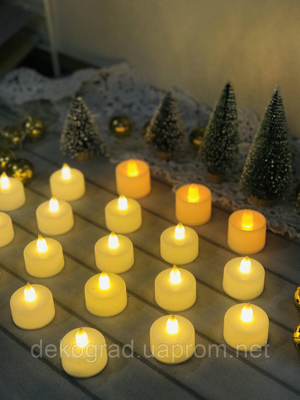 Led свечи 40