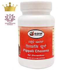 Пиппали чурна (Pippali Choorna SDM), 100 грам - Аюрведа преміум якості