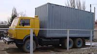 Найдём контейнер для перевозки продуктов питания