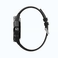 "Смарт-часы Colmi Sky 1 Black + Red 1.3"" дисплей шагомер Bluetooth пульсометр, фото 3"