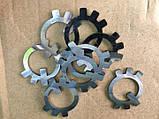 Шайба М39 ГОСТ 11872-89 стопорная многолапчатая, фото 2