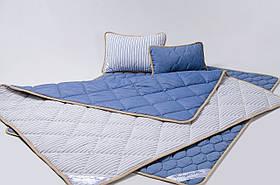 Комплект постельного белья из шерсти мериносов Goodnight Store Семейный 240х200 см + Наматрасник