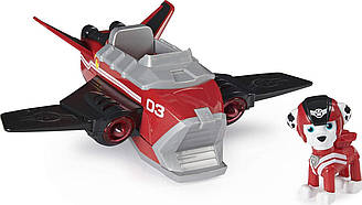 Paw PatrolМаршал иреактивный Самолет со светом и звуком оригиналот Spin Master