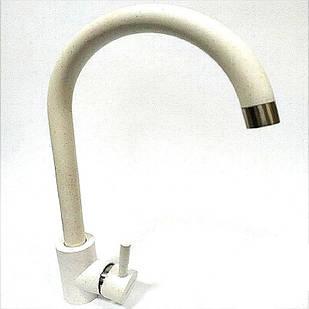 Змішувач для гранітної мийки Kraft 7001-WH