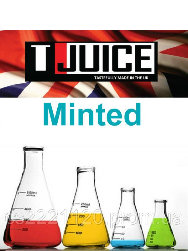 Набор для замеса жидкости T-juice Minted 100 мл.
