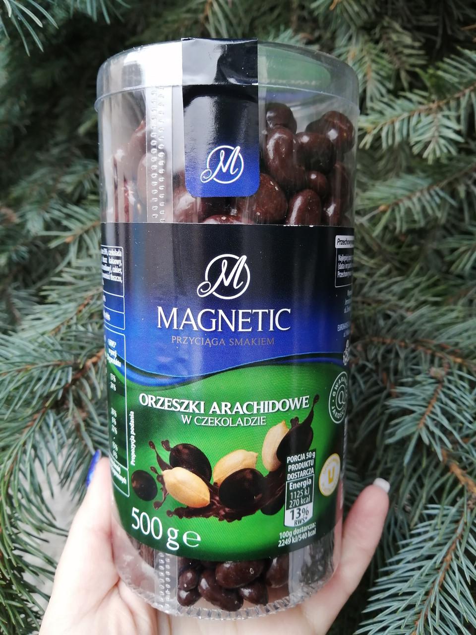 Magnetic Арахис в шоколаде